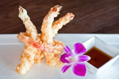 The Cultured Pearl Tempura Shrimp