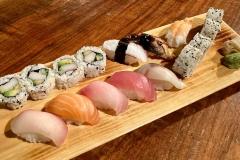 Sushi, Sashimi and Rolls