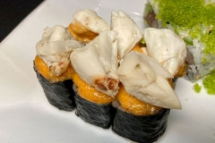 Dynamite Roll with Lump Crab