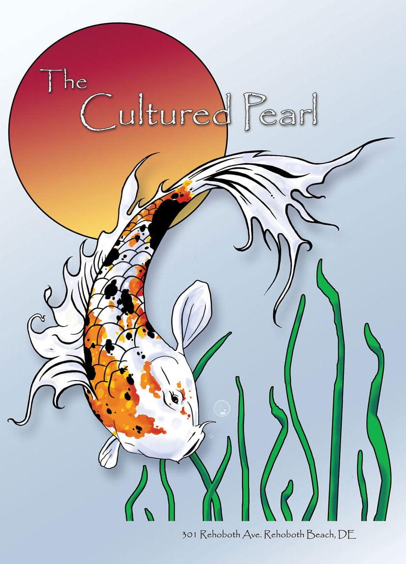 The Cultured Pearl Menu - Spring 2014