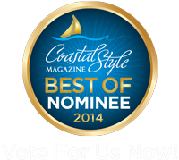 Vote for us! Cultured Pearl nominated for Coastal Style