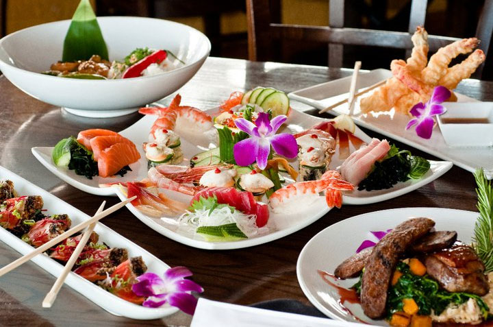 The Cultured Pearl #8 of the Top 11 Best Sushi Restaurants