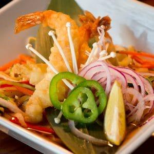 Rehoboth Beach Sushi - Tempura Shrimp